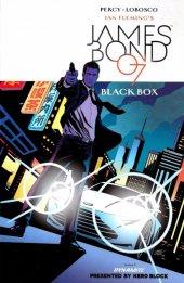 James Bond: Black Box #1 Nerd Block Variant