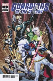 Guardians of the Galaxy #1 1:50 Mike McKone Variant