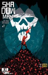 Shadowman #7  Pre-Order Edition