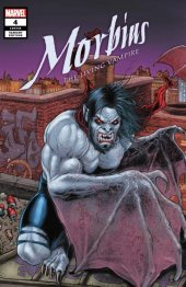 Morbius #4 Ryp Connecting Variant