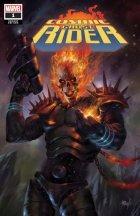 Cosmic Ghost Rider #1 Lucio Parrillo Variant A