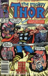 The Mighty Thor #415 Newsstand Edition