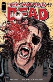 The Walking Dead #48 15th Anniversary Blind Bag Burnham Cover