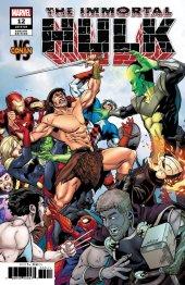 The Immortal Hulk #12 Sliney Conan Variant