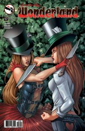 Grimm Fairy Tales Presents Wonderland #17 Cover B Qualano