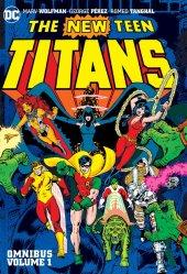 The New Teen Titans Omnibus Vol. 1 HC New Edition