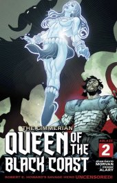 Cimmerian: Queen of the Black Coast #2 Cover B CrissCross