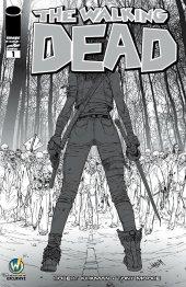 The Walking Dead #1 Wizard World Comic Con Reno VIP Exclusive Variant