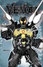 Venom #25 Greg Horn Variant A