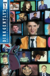 Dirk Gently: The Salmon of Doubt #1 Subscription Variant