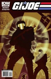 G.I. Joe #24 10 Copy Incv