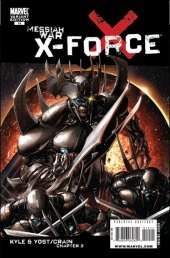 X-Force #14 Clayton Crain Cover