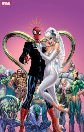 Black Cat Annual #1 1:100 J. Scott Campbell Virgin Variant