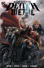 Dark Nights: Death Metal #3 Lucio Parrillo Variant A