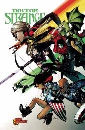 Doctor Strange #384 Shirahama Young Avengers Variant