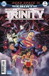 Trinity #9 Original Cover