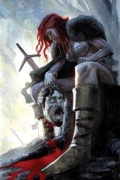 Red Sonja #13 1:40 Bob Q Virgin Cover
