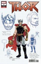 Thor #1 1:10 Design Variant