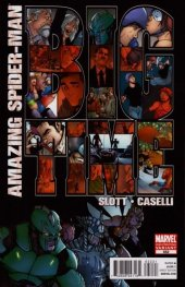 The Amazing Spider-Man #652 2nd Printing