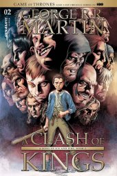 A Game of Thrones: Clash of Kings #2