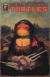 Teenage Mutant Ninja Turtles #57 Art Appreciation Variant