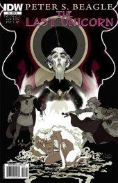 The Last Unicorn #5 Cover B