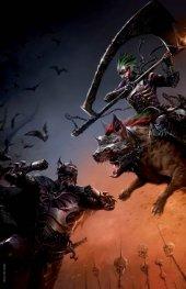 Dark Nights: Metal #1 Francesco Mattina Virgin Variant