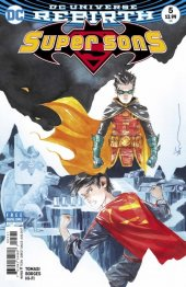 Super Sons #5 Variant Edition