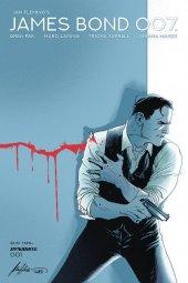 James Bond 007 #1 Cover C Albuquerque