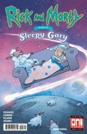 Rick And Morty Presents: Sleepy Gary #1