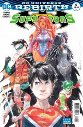 Super Sons #6 Variant Edition