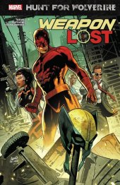 hunt for wolverine: weapon lost tp