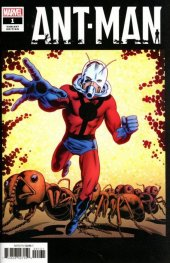 Ant-Man #1 1:100 Trimpe Remastered Variant