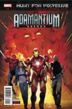 hunt for wolverine: the adamantium agenda #1