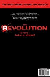 Action Man: Revolution #1 Variant Black