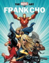 marvel monograph the art of frank cho tp