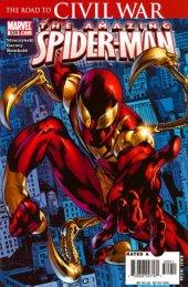 the amazing spider-man #529