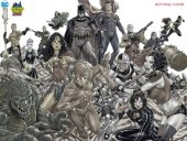 Justice League vs. Suicide Squad #1 Midtown Comics Mark Brooks Wraparound Virgin Variant