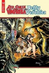 Red Sonja & Vampirella Meet Betty & Veronica #12 Cover C Braga