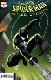 Symbiote Spider-Man: Alien Reality #5 Ron Lim Variant