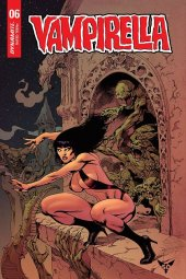 Vampirella #6 FOC Variant - Trade Dress