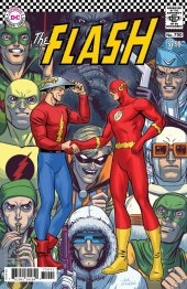 The Flash #750 1960s Variant Edition