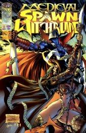 Medieval Spawn / Witchblade #1 Original Cover