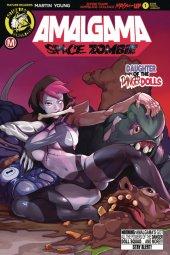 Amalgama Space Zombie #1 Cover E Tmchu