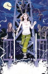 Buffy the Vampire Slayer #12 Cover D Preorder Inzana Variant