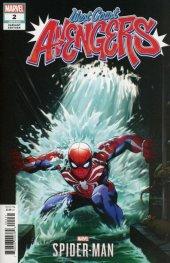 West Coast Avengers #2 Tsang Video Game Variant