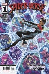Spider-Verse #1 Juan Frigeri 2nd Printing Cover