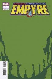 Empyre #1 1:200 Skrull Green Variant