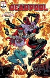 Deadpool #1 Carlos E. Gomez Mary Jane Variant