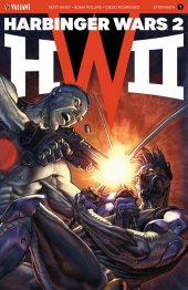 Harbinger Wars 2: Aftermath #1 Cover B LaRosa